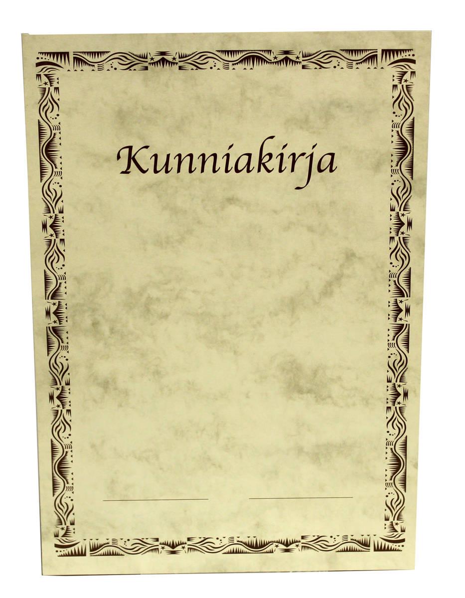 Kunniakirja