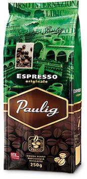 Kahvipapu PAULIG Espresso Originale 400g - Kahvit,teet ja kaakaot - 144960 - 1