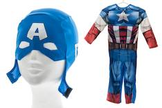 Rooliasu captain America 128cm - Lelut - 146070 - 1