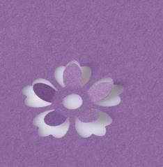 3d kukka kuvioreijittäjä l - Askartelutarvikkeet - 141210 - 1