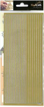 Ääriviivatarra suora reuna - Tarrat ja tarrakirjat - 136030 - 1