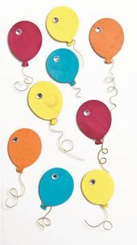 Balloon-tarra-arkki - Askartelutarvikkeet - 137310 - 1
