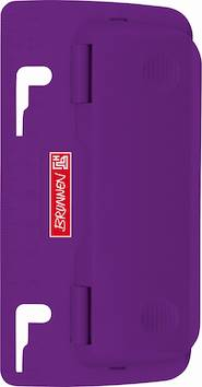 Colourcode kansiorei'itin purple - Askartelutarvikkeet - 137090 - 1