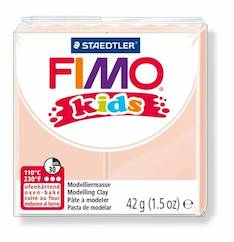 Fimo kids ihonvärinen - Askartelutarvikkeet - 140770 - 1