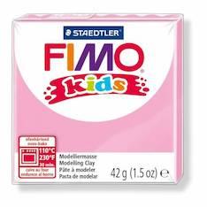 Fimo kids rosa - Askartelutarvikkeet - 141240 - 1