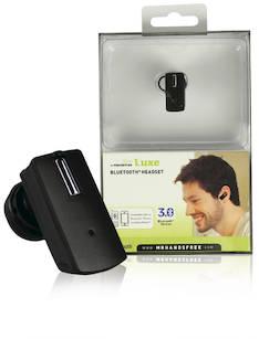 Handsfree kuuloke Blue Luxe - Muut it- ja ergonomiatarvikkeet - 146170 - 1