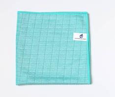 Heti mikrokuitupyyhe ruutu, vihreä - Siivous- ja puhdistusvälineet - 139690 - 1