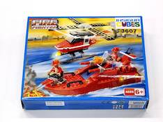 Insigna Cubes Palovene+Helikopteri - Lelut - 145190 - 1
