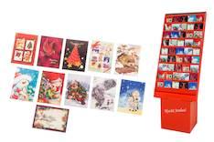 Joulukortti 1-osainen - Postikortit,lahjakortit,adressit - 144650 - 1