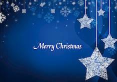 Joulukortti 2-os liiketervehdys, ENGLISH - Postikortit,lahjakortit,adressit - 133840 - 1