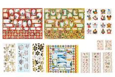 Joulutarra lajitelma - Tarrat ja tarrakirjat - 150220 - 1