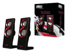 Kaiutin Sweex 20W Purephonic - Muut it- ja ergonomiatarvikkeet - 143140 - 1