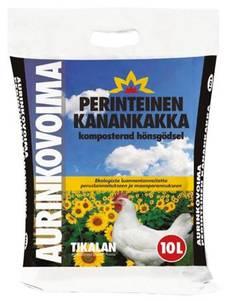 Kanankakka Aurinkovoima 10L - Puutarhartarvikkeet - 151050 - 1