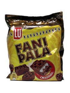 Keksi FASUPALA 215 g suklaakeksi - Keksit ja korput - 111230 - 1