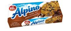 Keksi suklaahippu cookie Alpino 150g - Keksit ja korput - 150690 - 1