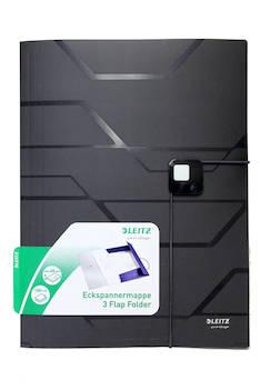 Kulmalukkokansio LEITZ Prestige A4 - Kulmalukko- ja repäisykansiot - 119900 - 1