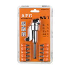 Kulmaruuvipää WB1 AEG - Brändi sähkötyökalut - 145680 - 1