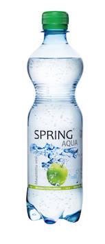 Lähdevesi Spring Aqua hapotettu 0,5L - Mehut ja virvoitusjuomat - 127970 - 1
