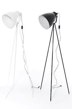 Lattiavalaisin metallinen 60x50x153cm - Sisustusvalaisimet - 130750 - 1