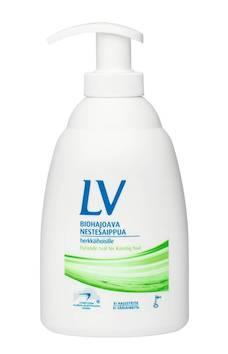 Lv nestesaippua (biohajoava) - Kosmetiikka ja pesuaineet - 139710 - 1