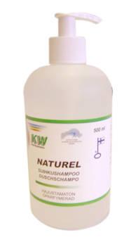 Nestesaippua 500ml  KW Naturel - Saippuat ja annostelijat - 127130 - 1