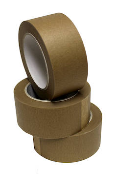Pakkausteippi EKO-paperi 50mmx50m - Muut erikoisteipit - 115920 - 1