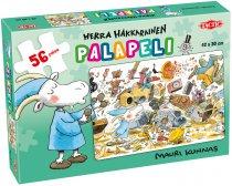 Palapeli Herra Hakkarainen - Pelit Nelostuote - 153600 - 1