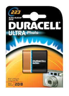 Paristo DURACELL CR-P2 Ultra Photo 223 - Paristot - 131810 - 1
