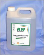 Pintadesinfektioaine 5L KW - Pesu- ja puhdistusaineet - 131330 - 1