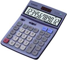 Pöytälaskin CASIO DF-120 TERII - Pöytälaskimet - 104350 - 1