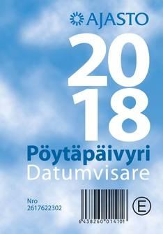Pöytäpäivyri/datumvisare - Ajasto kalenterit - 152560 - 1