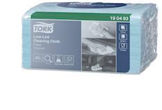 Puhdistusliina TORK W8 Premium turkoo - Kuitukangasliinat ja telineet - 117490 - 1