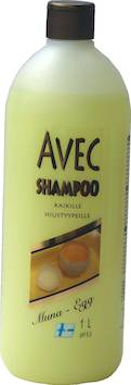 Shampoo avec muna 1l - Kosmetiikka ja pesuaineet - 136470 - 1