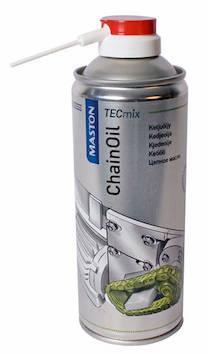 Spray ketjuöljy 400ml - Maalaustarvikkeet - 136420 - 1