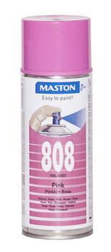 Spraymaali 100 400ml ral4003 - Maalaustarvikkeet - 136250 - 1