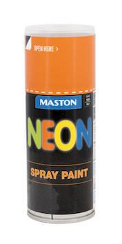 Spraymaali Fluo 150ml - Maalaustarvikkeet - 147770 - 1