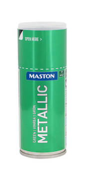 Spraymaali Metallic 150ml - Maalaustarvikkeet - 147780 - 1