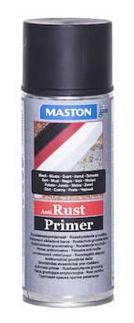 Spraymaali rust-primer 400ml - Maalaustarvikkeet - 136290 - 1