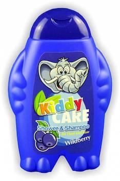Suihkushampoo kiddy care 300ml - Kosmetiikka ja pesuaineet - 136500 - 1