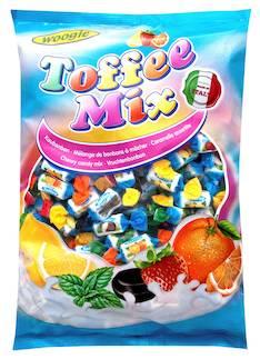 Toffee mix 1kg - Makeiset - 149500 - 1