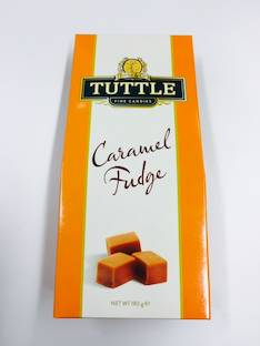 Tuttle Fudge 180g - Makeiset - 145000 - 1