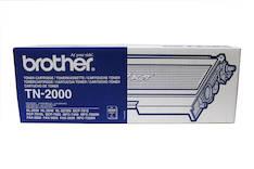 Värikasetti BROTHER TN-2000 laser - Brother laservärikasetit ja rummut - 113190 - 1