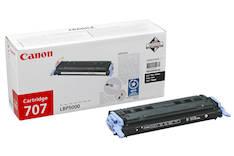 Värikasetti CANON 707 laser - Canon laservärikasetit - 116730 - 1