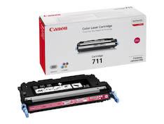 Värikasetti CANON 711M laser - Canon laservärikasetit - 145390 - 1