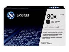 Värikasetti HP 80A CF280A laser - HP laservärikasetit ja rummut - 149520 - 1