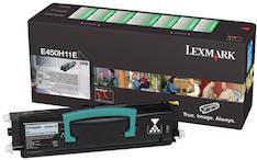Värikasetti LEXMARK E450H11E laser - Lexmark laservärikasetit ja rummut - 121330 - 1