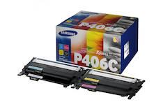 Värikasetti SAMSUNG CLT-P406C laser - Samsung laservärikasetit ja rummut - 132240 - 1