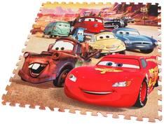 Palapelimatto CARS 9-palaa - Lelut - 153720 - 1
