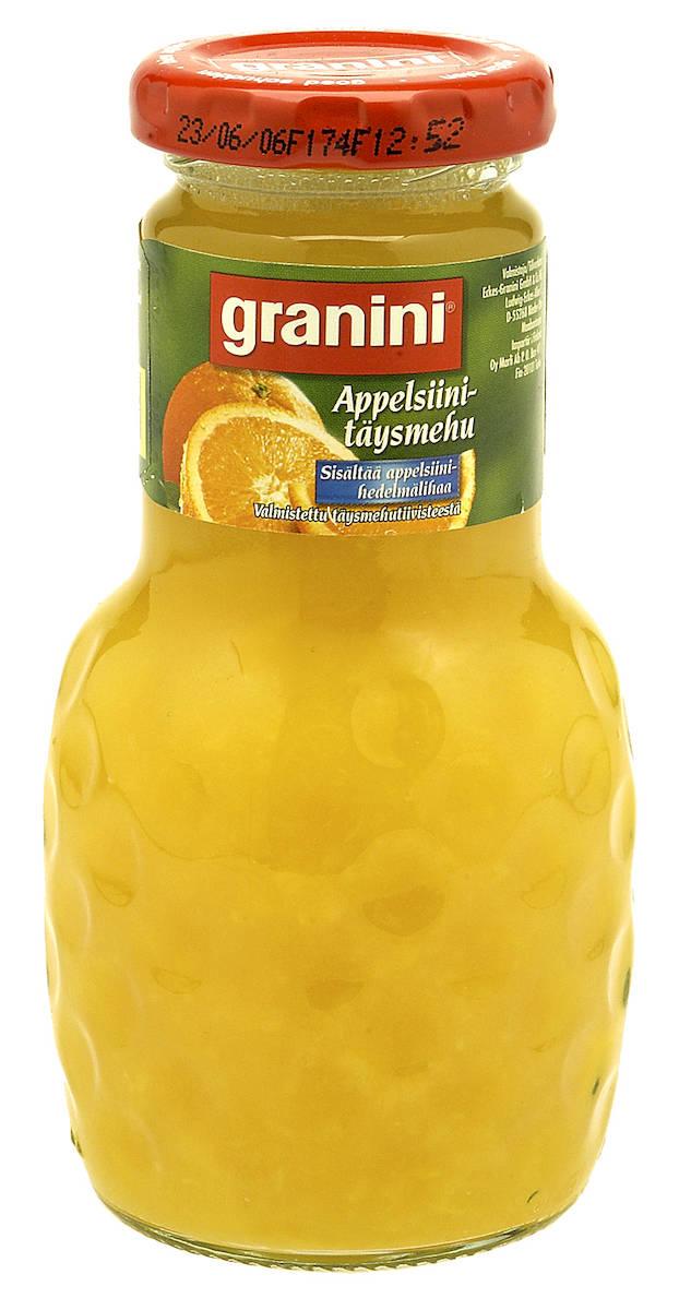 Appelsiini Mehu