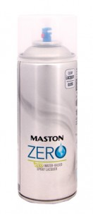 Spraymaali Zero 400ml - Maalaustarvikkeet - 147691 - 1